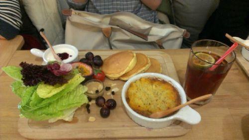 茶餐厅吃东西图片7