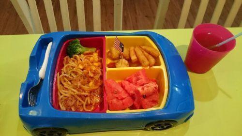 兒童餐-車車餐