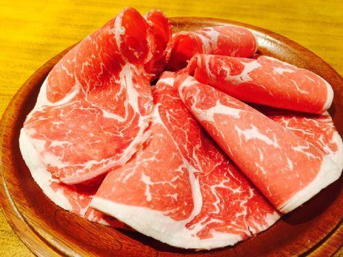 特選梅花豬肉片