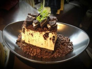 OREO脆片乳酪蛋糕